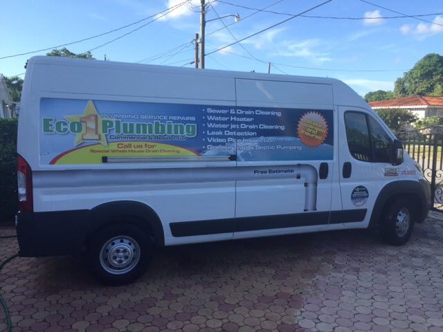 Plumbers Miami FL - Contact Eco 1 Plumbing LLC Today