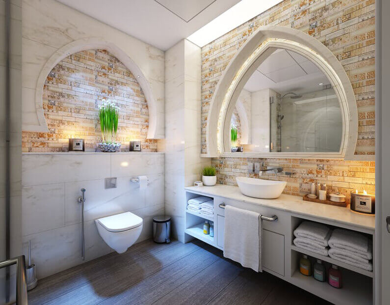 Trendy Toilets: 8 Beautiful Trends for Bathroom Updates and Remodels