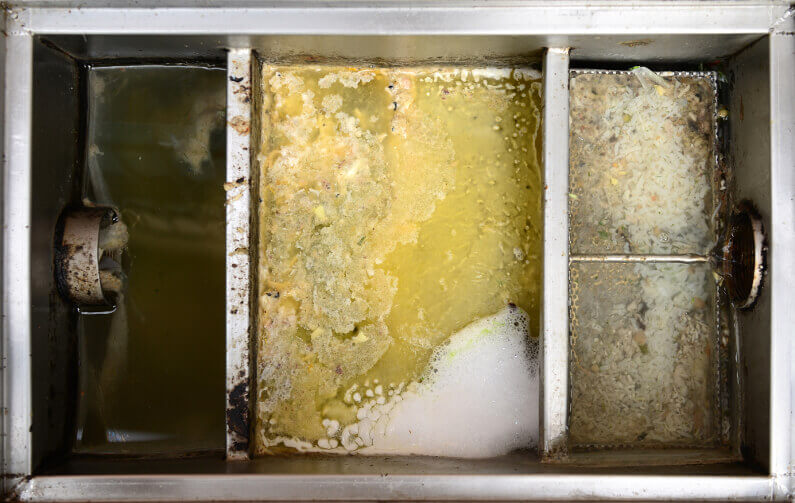 Keeping Grease Trap Cleaned is Critical
