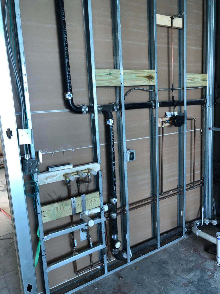 Continuum PH Unit Miami Beach Master Bathroom Remodeling