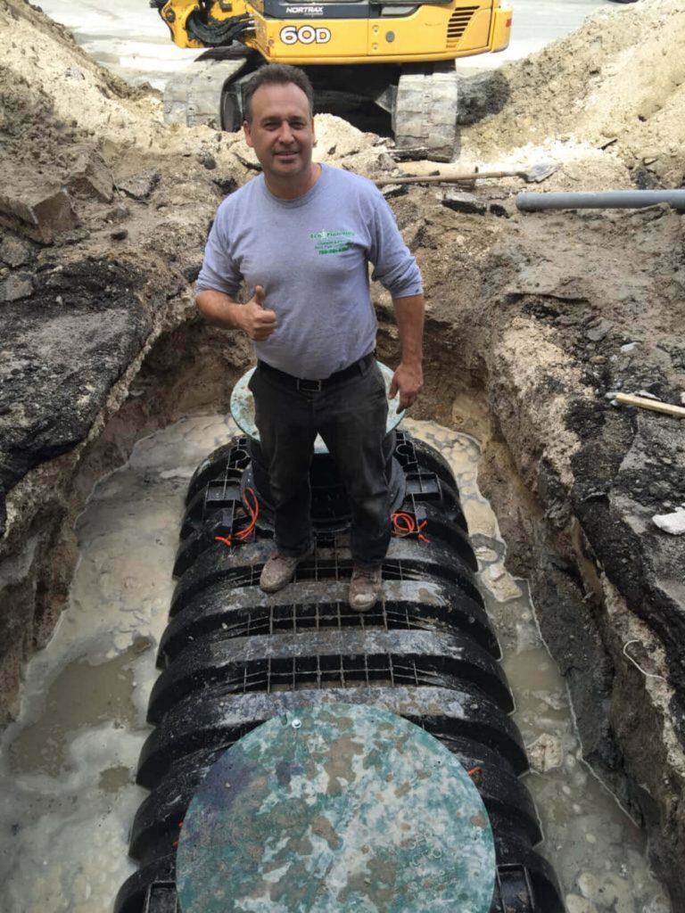 Install new grease trap Sugar factory Restaurant Miami Beach