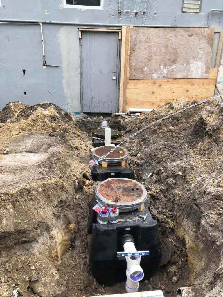Miami beach Commercial Grease Trap Installation