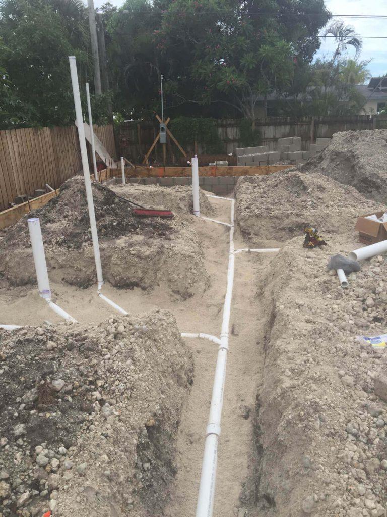 New Construction Pompano Beach Residence