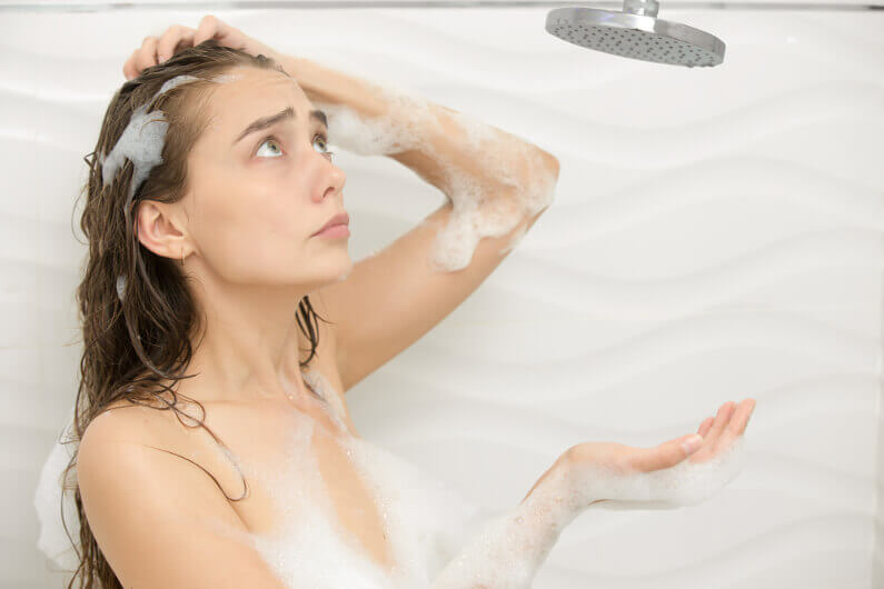 This Is How to Increase Water Pressure in Your Shower