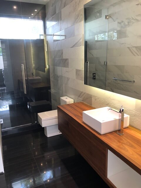 Custom Bathroom Remodeling Miami FL-Eco 1 Plumbing